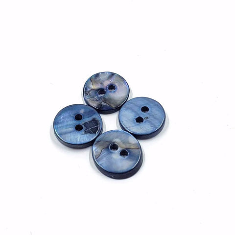 Natural Blacklip Shell Buttons