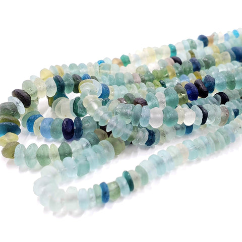 Ancient Roman Glass Beads