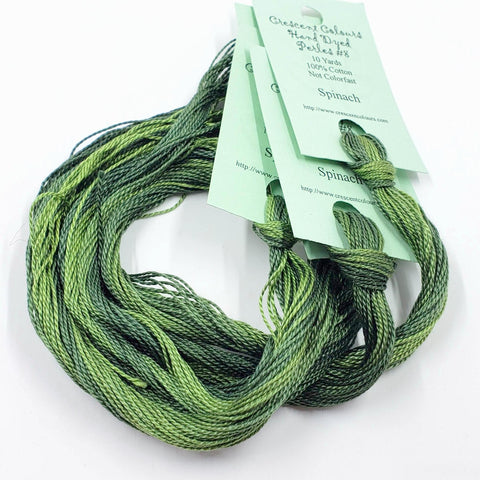 Spinach - Classic Colorworks 8 Perle Cotton