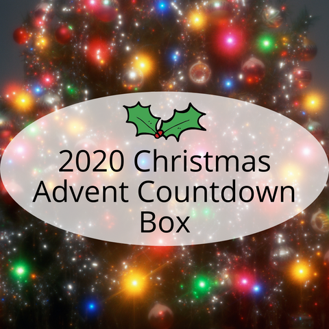 Christmas 2020.2020 Christmas Advent Box Deposit Payment