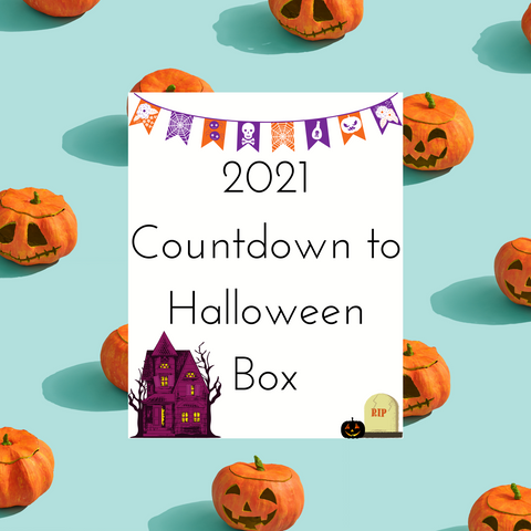 2021 Countdown to Halloween Box - Deposit Payment