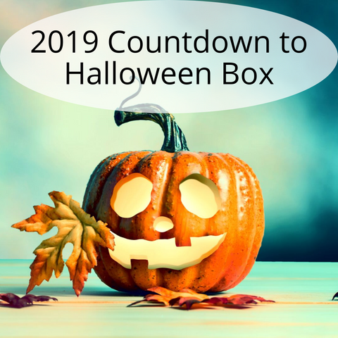2019 Countdown to Halloween Box - Complete Payment