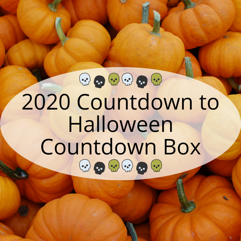 2020 Countdown to Halloween Box - Deposit Payment