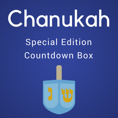 Chanukah Special Edition Countdown Box 2018
