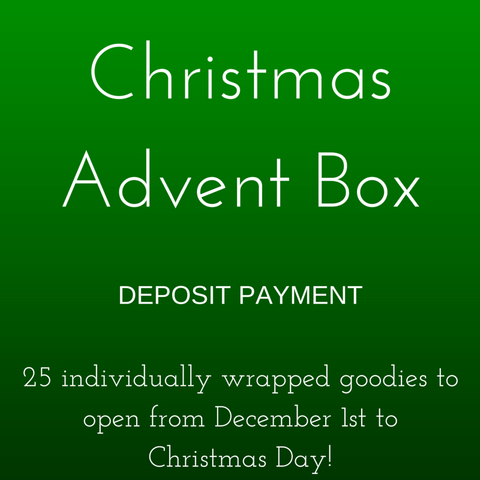 Christmas Advent Box - Deposit Payment