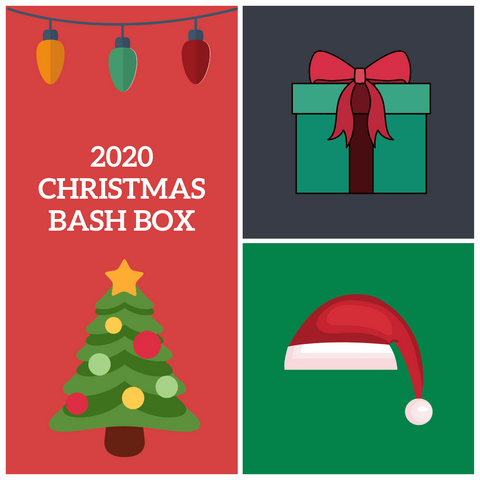 2020 Christmas Bash Countdown Box
