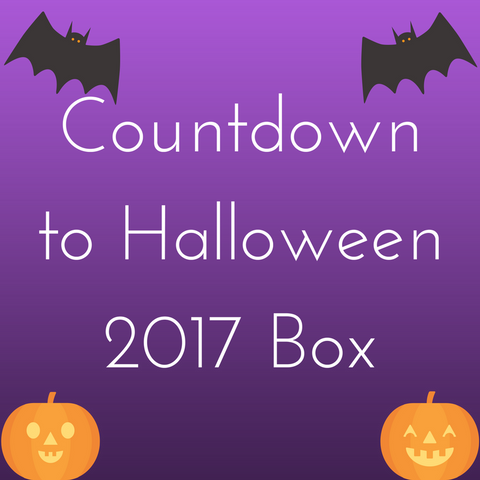 Countdown to Halloween 2017 Countdown Box