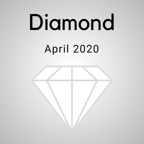 Diamond Color Countdown Shipment - April 2020