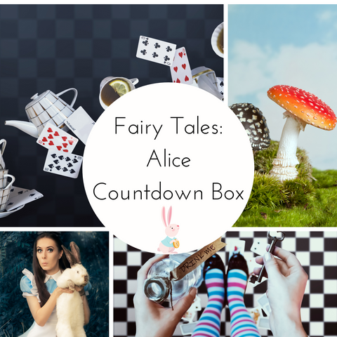 Fairy Tales: Alice Small Batch Countdown Box - Deposit