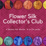 Flower Silk Collector's Club - Monthly Subscription
