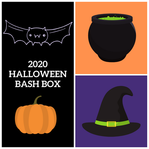 2020 Halloween Bash Countdown Box Complete Payment