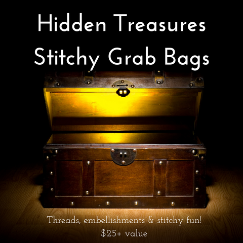 Hidden Treasures 2021 Stitchy Grab Bag