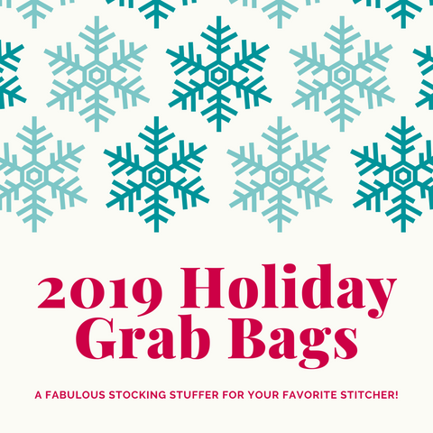 Stitchy Grab Bag - 2019 Holiday Edition