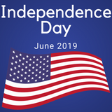 Independence Day Color Countdown Shipment - June 2019