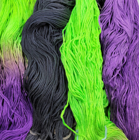 Monster Mash - Flower Silk Special Edition Colorway