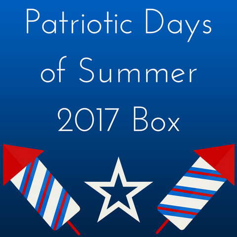 Patriotic Days of Summer 2017 Countdown Box