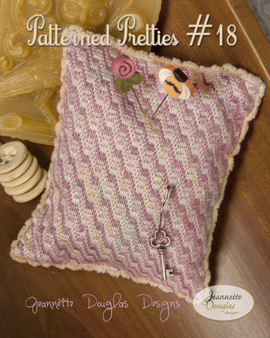 Patterned Pretties #18 - Jeannette Douglas Designs