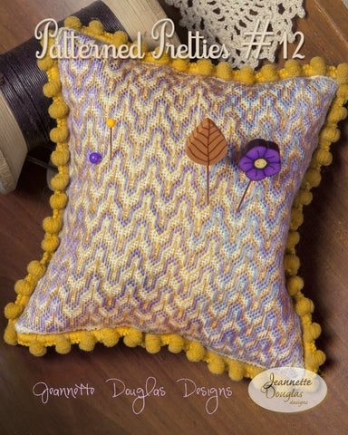 Patterned Pretties #12 - Jeannette Douglas Designs