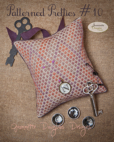 Patterned Pretties #10 - Jeannette Douglas Designs
