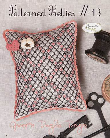 Patterned Pretties #13 - Jeannette Douglas Designs