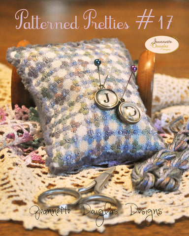 Patterned Pretties #17 - Jeannette Douglas Designs