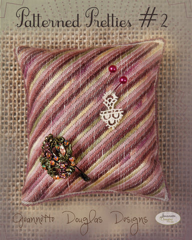 Patterned Pretties #2 - Jeannette Douglas Designs