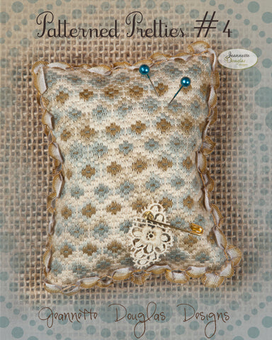 Patterned Pretties #4 - Jeannette Douglas Designs