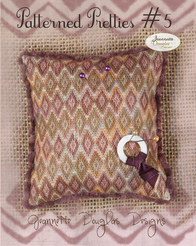 Patterned Pretties #5 - Jeannette Douglas Designs