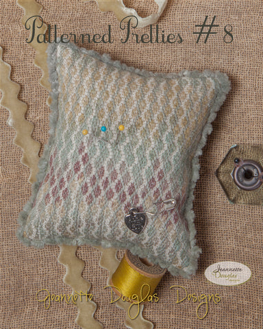 Patterned Pretties #8 - Jeannette Douglas Designs