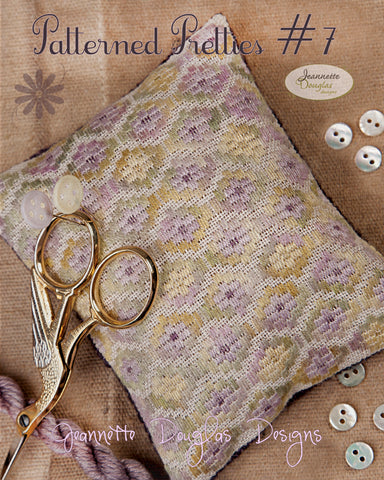 Patterned Pretties #7 - Jeannette Douglas Designs