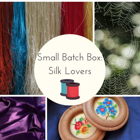 Silk Lover's Small Batch Countdown Box - Deposit
