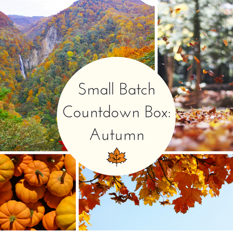 Autumn Small Batch Countdown Box - Deposit