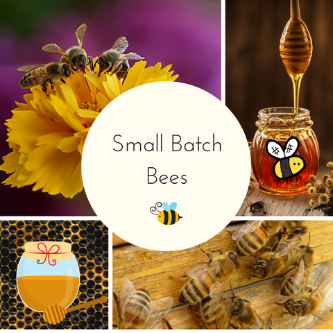 Bees Small Batch Countdown Box - Deposit