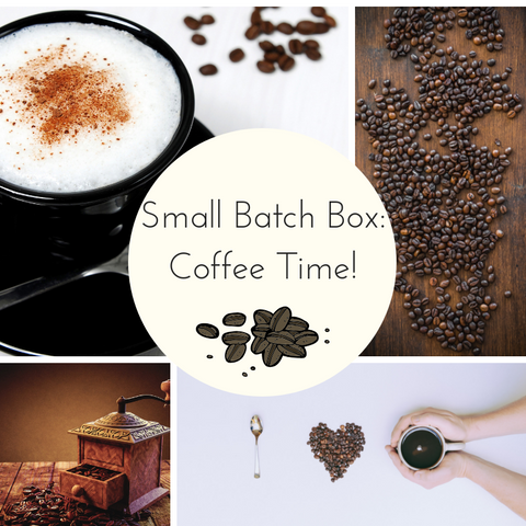 Coffee Time Small Batch Countdown Box - Deposit