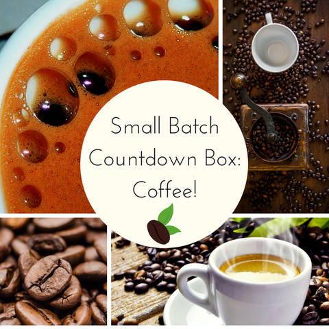 Coffee Small Batch Countdown Box - Deposit