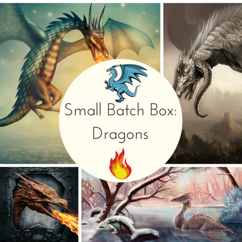 Dragons Small Batch Countdown Box - Complete Payment