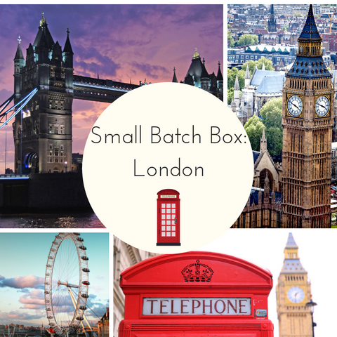 Travelogue: London Small Batch Countdown Box - Deposit