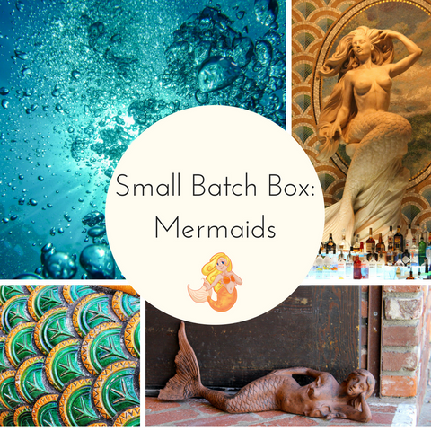 Mermaids Small Batch Countdown Box - Deposit