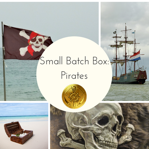 Pirates Small Batch Countdown Box - Deposit Payment