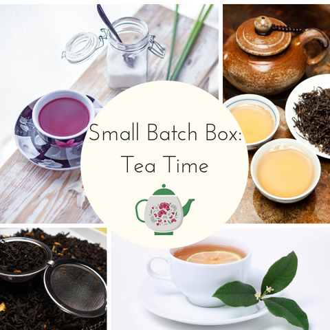 Tea Time Small Batch Countdown Box - Deposit