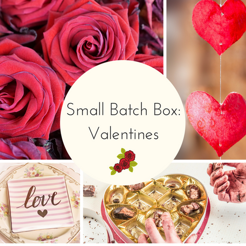 Valentines Small Batch Countdown Box - Deposit