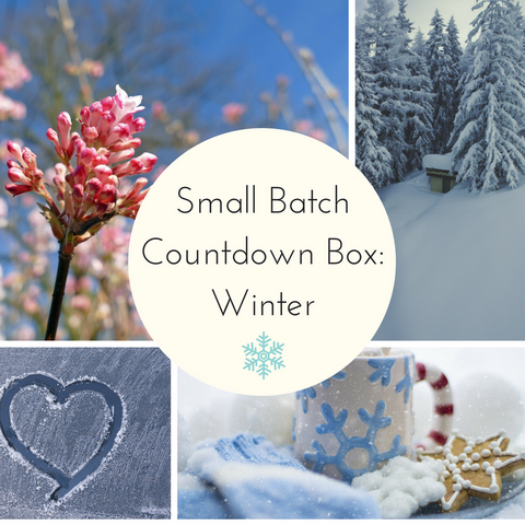 Winter Small Batch Countdown Box - Deposit