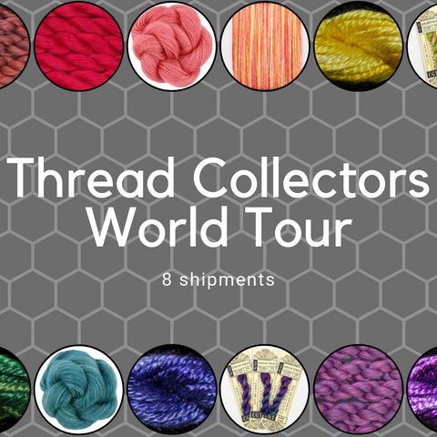 Thread Collectors World Tour - 8 shipments