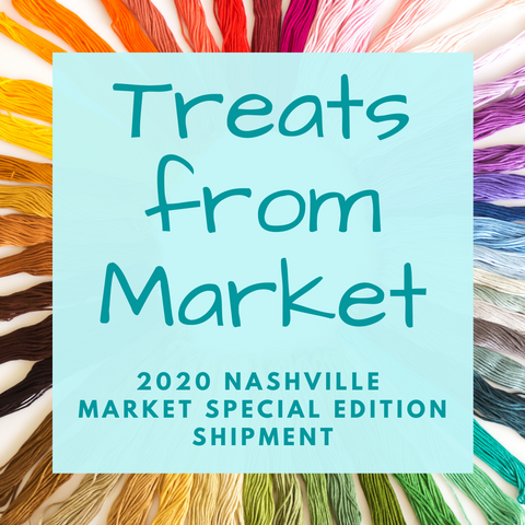Treats from Market - Nashville Market 2020 Special Edition Shipment