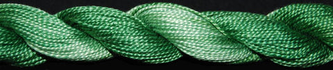 Grass is Green - Threadworx 12 Perle Cotton