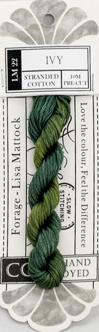 Ivy - NEW Cottage Garden Threads Forage Collection