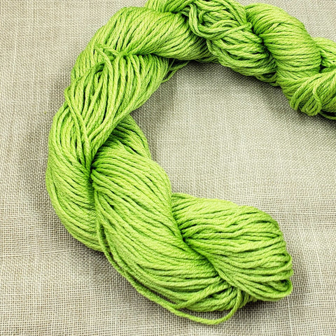 Codename Light Neon Green - Gloriana Classic Silk - Sold in 2 yard lengths