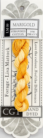 Marigold - NEW Cottage Garden Threads Forage Collection