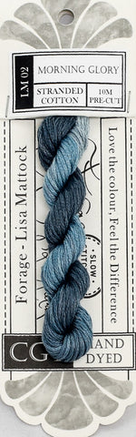 Morning Glory - NEW Cottage Garden Threads Forage Collection
