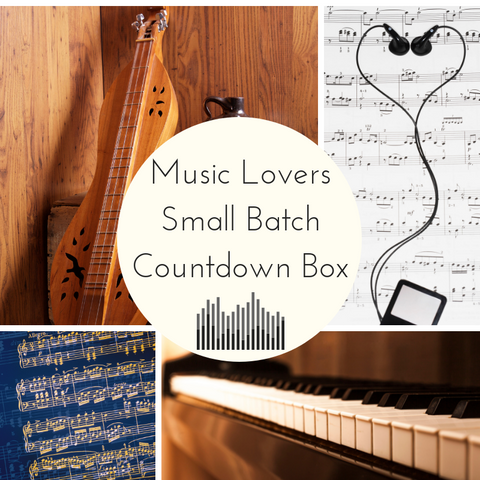 Music Lovers Small Batch Countdown Box - Deposit
